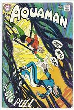 Aquaman #51 Vg+ Nick Cardy Cover; Jim Aparo Art; Neal Adams Art On Deadman
