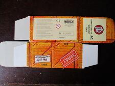 BOITE VIDE NOREV   PANHARD PL 17 CABRIOLET 1961 EMPTY BOX CAJA VACCIA