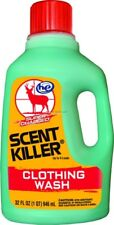 Wildlife Research Super Charged Scent Killer Liquid Clothing Wash 32 oz 546-33