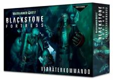 Warhammer Quest Blackstone Fortress Traitor Command (Deutsch) Verräterkommando