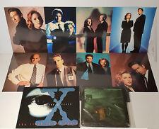 THE X-FILES : POSTCARDS & MOUSE MAT BUNDLE