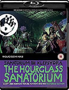 The Hourglass Sanatorium - Wojciech Has (NEW BLU-RAY)