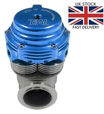 Tial MVS-A 38mm style BLUE v-band external wastegate F38 MV-S-A v band by TriX
