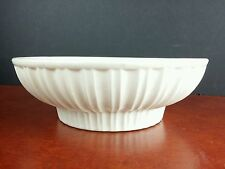 """vintage 9.5"""" fruit vegetable, mixing bowl Hull USA A12 A.12 center piece kitchen"""