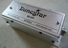 Used Dunestar Model 400-HPF Highpass Filter for 160 & 80 Meters Bands - 200Watts