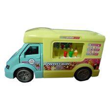 Teamsterz Ice Cream Van De Juguete Con Luces Y Sonido vehículo de Coleccionistas Nuevo En Caja