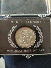 More details for john f kennedy memorial half doller american president