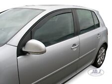 SET 2 DEFLETTORI ARIA  ANTITURBO per  VW GOLF 5  V  5 PORTE  2004-2008