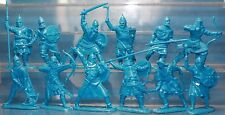 Collectible Plastic Toy Soldier NEW Russian Knights vs. Golden Horde  132