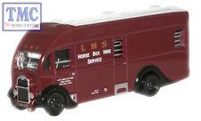 NAH005 Oxford Diecast 1:148 Scale N Gauge LMS Albion Horsebox