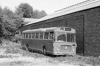 Trent Motor Traction Matlock Depot May 1984 Bus Photo
