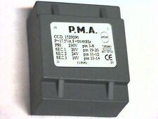 Printtrafo prim. 230V sek 10V + 20V + 24V 17,5VA P.M.A. 1529290 Transformer