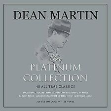 Dean Martin The Platinum Collection 3lp White Vinyl 48 Greatest Hits Best of