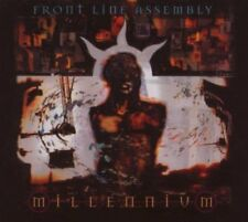 FRONT LINE ASSEMBLY Millennium 2CD Digipack 2007 LTD.2000