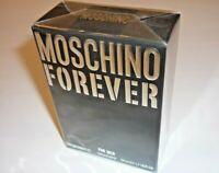Moschino FOREVER for MEN 50 ml 1.7 FL OZ Eau de Toilette natural Spray EdT BNIB