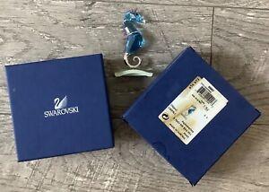 Swarovski Crystal Paradise Tropical Fish Chipili Aquamarine 656653 Original Box