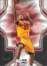 09/10 SP Game Used Base Card #57 LeBron James