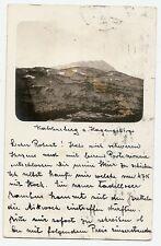 Kahlersberg, Golling, Werfen, Berchtesgaden, Rechnung für Ski, 1910 nach Graz