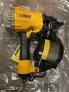 Brand New Dewalt 15 Degree Coil Framing Nailer DWF83C OPEN BOX
