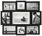 Puzzle Collage Picture Frame 9 Photo Frame Wall Art Home Deco Framing Hang Mount