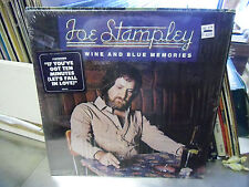 JOE STAMPLEY Red Wine and Blue Memories LP EX Stereo Epic Records IN SHRINK