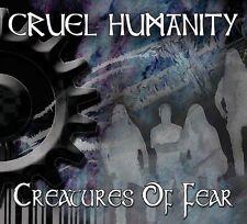 CRUEL HUMANITY - Creatures Of Fear CD Amon Amarth Rotting Christ Shining