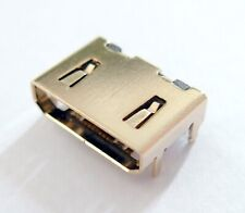 Connecteur Mini HDMI femelle plaqué Or 19 broches / Female Connector 19 pin gold