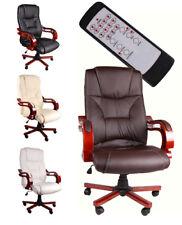 Massagesessel Bürosessel Chefsessel Bürostuhl Drehstuhl Bürodrehstuhl PU-Leder