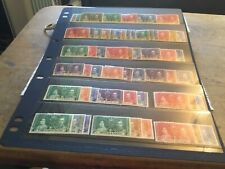 22 X M/mint Sets Of Commonwealth 1937 Coronation Stamps