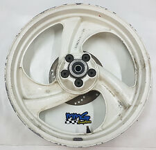 Llanta trasera Honda NSR125 JC20 con disco de freno - rear rim with disc brake