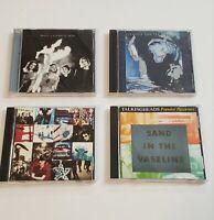 Lot Of 4 Alternative / Rock CDs: U2, Hole, Talk Heads, Siouxsie & Banshee TESTED