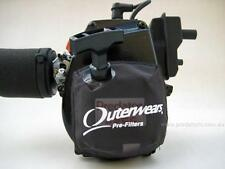 1/5 RC Outerwears Pull Start Cover Black x1pce HPI Losi PRC KM RV Vekta HSP FS