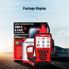 New Super Car Diagnostic Tool Code Reader Obd2 Automotive Scanner - Jdiag Jd906s