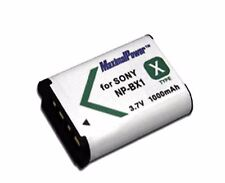 Camera Battery For SONY NP-BX1 NPBX1 Cyber-shot RX100 RX1 Action Cam 1000mAh