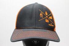 Horizon - Gris & Orange - Taille Unique - Casquette Snapback Boule Chapeau