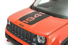 Hood decal for Jeep Renegade Center hood graphics kits