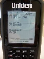 Uniden UBCD436PT and UBCD536PT Scanner  Micro-SD Card suit Victoria
