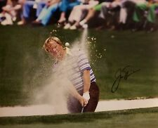 Signed Jack Nicklaus 11x14 Photo US Open Masters Champ No Reserve