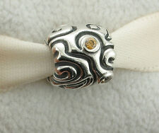 New Authentic Pandora Charm Day Dream Yellow 790548CZM RETIRED