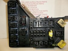1993 DODGE STEALH  Under Hood Fuse Box Engine Bay Lid Compartment Relay Module