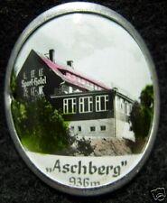 Aschberg Round used badge hiking medallion stocknagel G0732