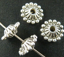 80pcs Tibetan Silver Nice Bicone Spacer Beads 11.5x5mm ZN3205 641