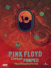PINK FLOYD - Live at Pompeii (Director's Cut) - DVD - NEU/OVP