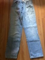 "LONDON JEAN Women's Size 8 Original Classic Bootcut Denim Jeans 31"" Inseam"