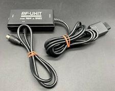 RF-UNIT TV/Game Auto Switch für N64 & SNES