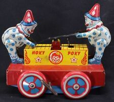Wyandotte Vintage & Antique Tin Character Toys