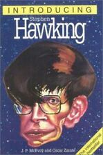 "Introducing Stephen Hawking -- clever ""graphic novel"" style science & biography"