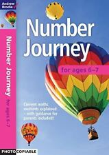 Number Journey For Ages 6-7 (photocopiable)