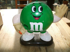 M&M Spender Original 1993 grün sehr Selten volle Funktion