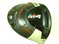 Taylormade RH M4 12* Driver Fujikura Atmos Senior Graphite M-4 Lite